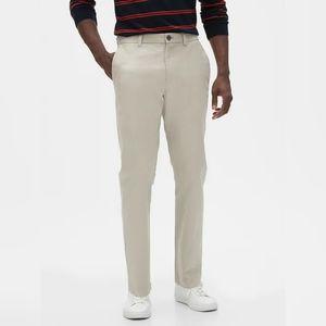 BANANA REPUBLIC Aiden Chino Khaki Pants
